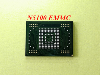 2 adet/grup eMMC bellek flash NAND firmware ile Samsung Galaxy Not 8.0 N5100 12908