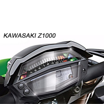 Motorcycle Accessories Instrument Speedometer Screen Scratch Protection Stickers For Kawasaki Z1000 2016 2017 75669
