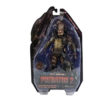 "PREDATOR 2 Serisi 4 City Hunter 8 ""Action Figure Ücretsiz Nakliye 30469"