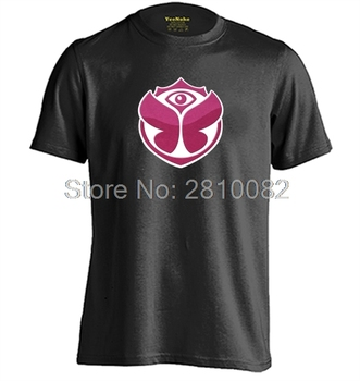 Tomorrowland Müzik Festivali Band Mens & Womens Kısa Kollu T Gömlek Band T-shirt 8904